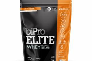 WHEY PROTEIN ISOLATE DIETARY SUPPLEMENT UNFLAVORED