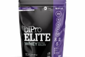 CHOCOLATE WHEY PROTEIN ISOLATE DIETARY SUPPLEMENT