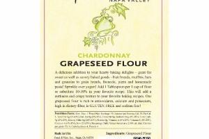 CHARDONNAY GRAPESEED FLOUR