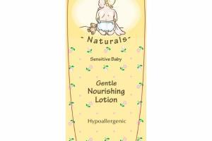 GENTLE NOURISHING SENSITIVE BABY LOTION