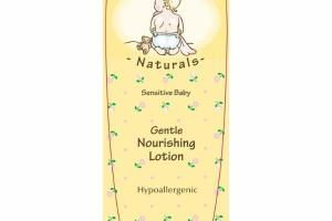 GENTLE NOURISHING SENSITIVE BABY LOTION