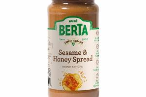SWEET SESAME & HONEY SPREAD