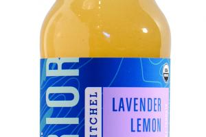 LAVENDER LEMON LIFT A SPARKLING APPLE CIDER VINEGAR & GINGER ELIXIR