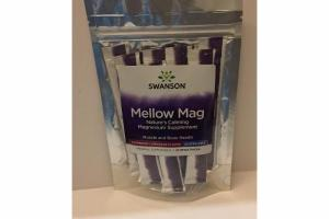 RASPBERRY LEMONADE FLAVOR MELLOW MAG NATURE'S CALMING MAGNESIUM MINERAL SUPPLEMENT