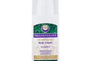PREGNENOLONE STANDARD BODY CREAM