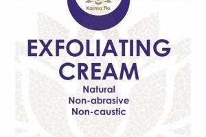 NATURAL EXFOLIATING CREAM