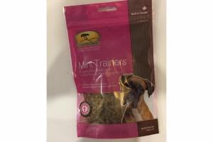 MINI TRAINERS FREEZE DRIED BEEF LIVER ALL NATURAL DOG TREATS