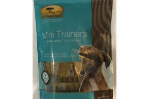 ALL NATURAL MINI TRAINERS DOG TREATS