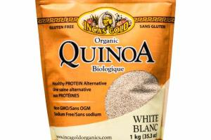 ORGANIC WHITE BLANC QUINOA