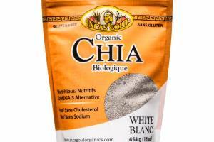 ORGANIC WHITE CHIA