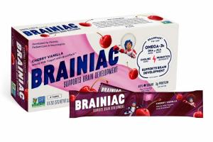 CHERRY VANILLA WHOLE MILK YOGURT WITH SUPPORTS BRAIN DEVELOPMENT