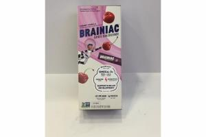 CHERRY VANILLA WHOLE MILK YOGURT WITH BRAINPACK