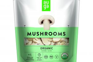 ORGANIC MUSHROOMS