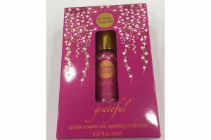 GRATEFUL SPARKLE ESSENCE AND SPARKLING INSPIRATION
