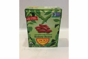 ORGANIC LOW SODIUM KIDNEY BEANS