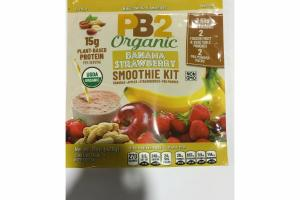 BANANA STRAWBERRY SMOOTHIE KIT