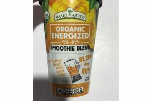 GREEN TEA EXTRACT PINEAPPLE CARROT BANANA MANGO SMOOTHIE BLEND