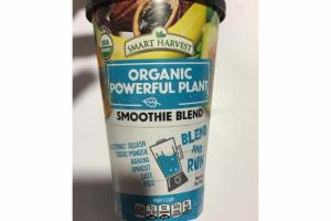 ORGANIC POWERFUL PLANT SMOOTHIE BLEND