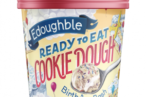 BIRTHDAY BASH COOKIE DOUGH