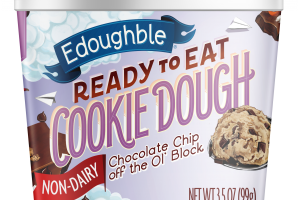 CHOCOLATE CHIP OFF THE OL' BLOCK COOKIE DOUGH