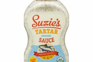 MOBY DICK APPROVED TARTAR ORGANIC SAUCE