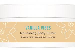 VANILLA VIBES NOURISHING BODY BUTTER