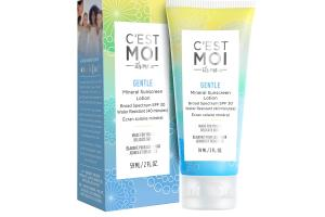 GENTLE MINERAL SUNSCREEN SPF 30 LOTION