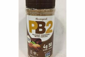 PEANUT POWDER WITH COCOA
