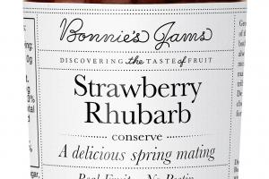 STRAWBERRY RHUBARB CONSERVE
