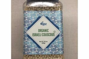 ORGANIC ISRAELI COUSCOUS