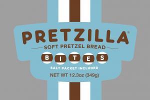 SALT PACKET INCLUDED SOFT PRETZEL BREAD BITES