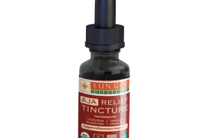 AJA RELIEF TINCTURE HERBAL SUPPLEMENT