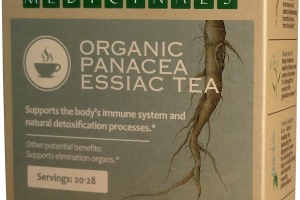 ORGANIC PANACEA ESSIAC TEA HERBAL SUPPLEMENT