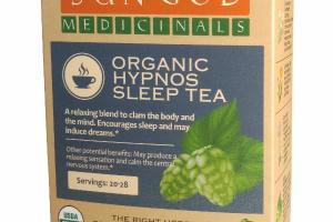 ORGANIC HYPNOS SLEEP TEA HERBAL SUPPLEMENT