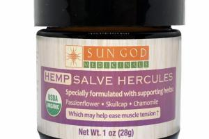 HEMP SALVE HERCULES