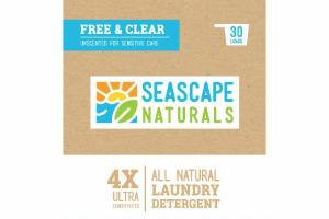 4X ULTRA CONCENTRATED ALL NATURAL LAUNDRY DETERGENT