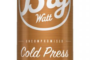 TOASTED HONEY NUT VANILLA COLD PRESS COFFEE