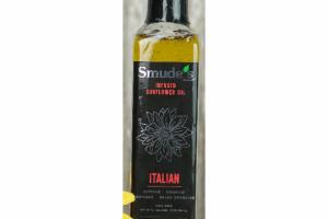ITALIAN INFUSED SUNFLOWER OIL