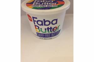 FABA BUTTER DAIRY-FREE BUTTER