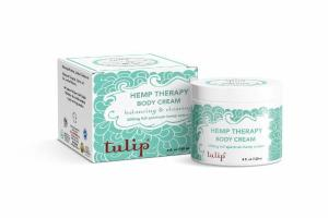 BALANCING & CLEARING HEMP THERAPY BODY CREAM, EUCALYPTUS