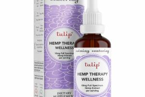 HEMP THERAPY WELLNESS DIETARY SUPPLEMENT