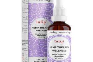 HEMP THERAPY WELLNESS DIETARY SUPPLEMENT