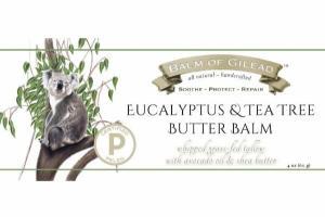 EUCALYPTUS & TEA TREE BUTTER BALM