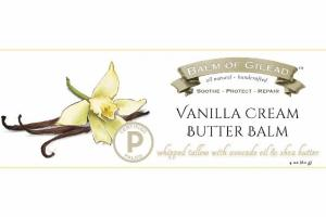 VANILLA CREAM BUTTER BALM