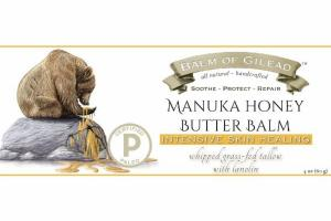 MANUKA HONEY BUTTER BALM INTENSIVE SKIN HEALING