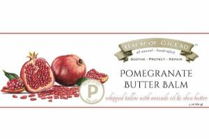 POMEGRANATE BUTTER BALM