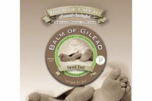 CHOCOLATE & PEPPERMINT SWEET FEET RELIEVE DRY SKIN & CRACKED HEELS INTENSIVE FOOT BALM