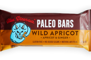 WILD APRICOT & GINGER PALEO BARS
