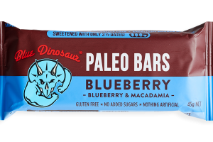 BLUEBERRY & MACADAMIA PALEO BARS