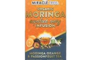 ORGANIC MORINGA SUPERFOOD ENERGY INFUSION